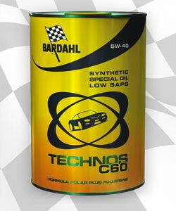 Technos C60 Exceed 5W-40